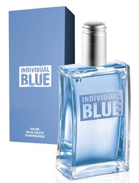 AVON Woda toaletowa  dla mężczyzn INDIVIDUAL BLUE 100ml