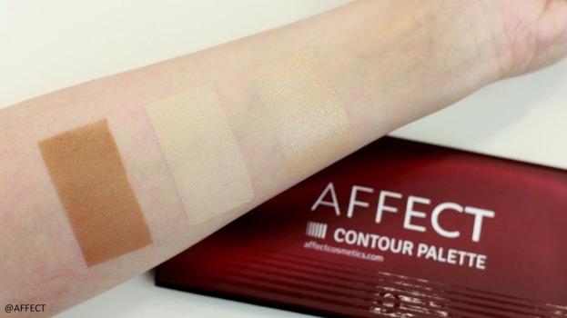 Affect Contour Palette - Paleta do konturowania