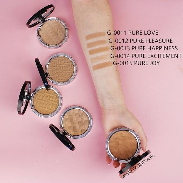 Affect Glamour Bronzer prasowany G-0015 Pure Joy 8g