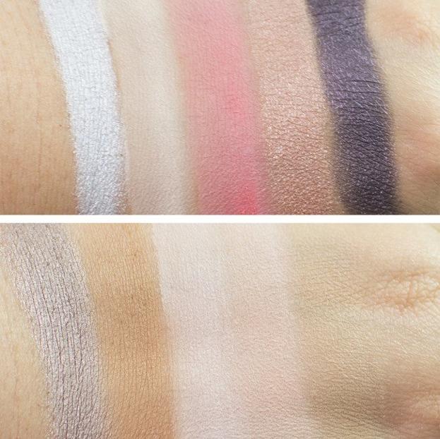 Affect Nude By Day - Paleta 10 cieni do powiek