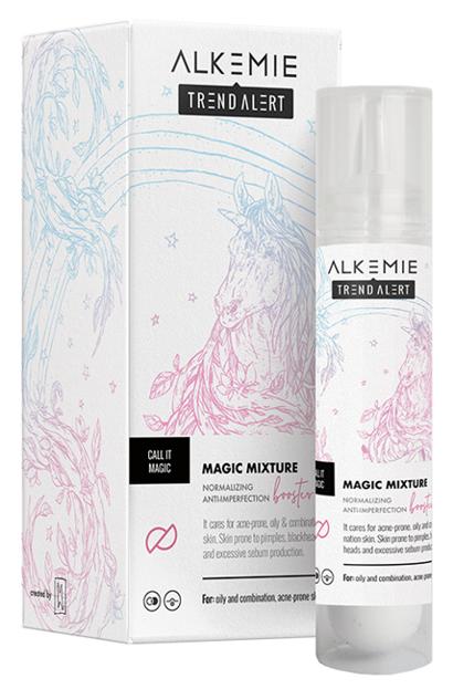 Alkemie Call It Magic Booster normalizujący przeciw niedoskonałościom 30ml