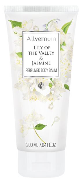 Allvernum Balsam perfumowany Lily of the Valley&Jasmine 200ml