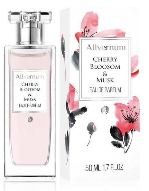 Allvernum Cherry bloosom&Musk Woda perfumowana 50ml