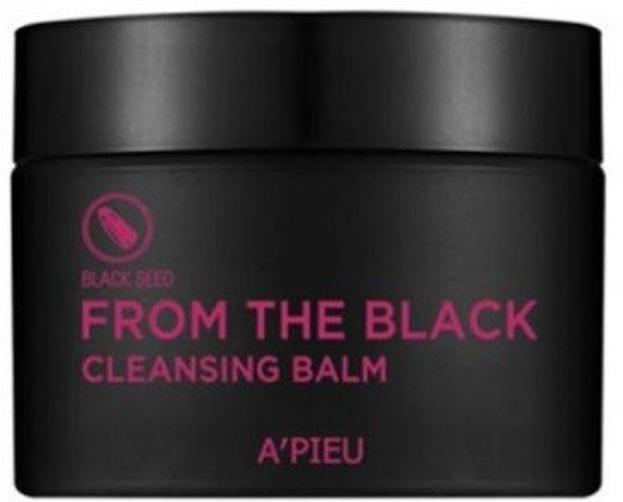 A'pieu From The Black Cleansing Balm Olejek do demakijażu w postaci balsamu 40g