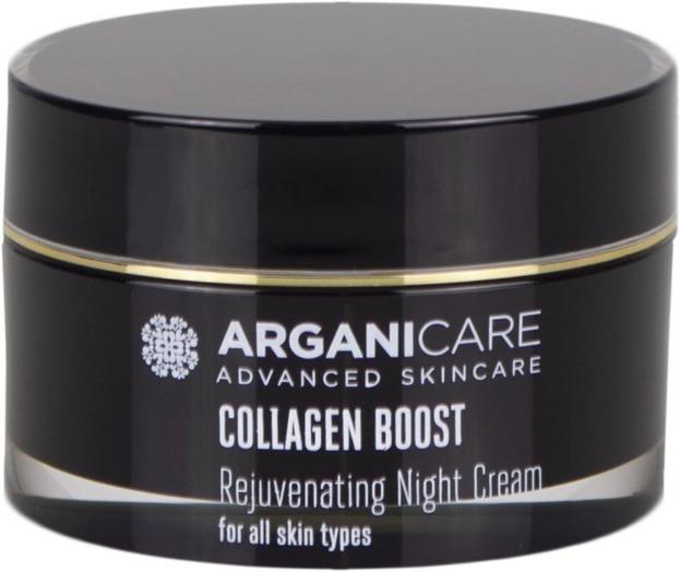 ArganiCare Collagen Boost Rejuvenating Night Cream Odmładzający krem do twarzy na noc 50ml