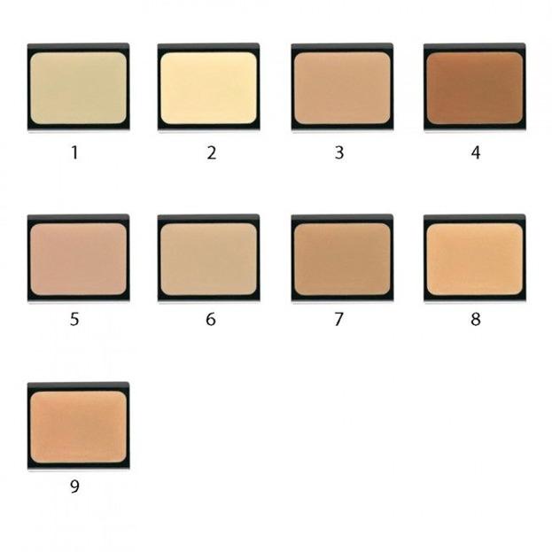 ArtDeco Camouflage Cream - korektor w kremie, odcień 1