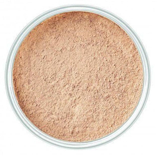 ArtDeco Pure Minerals Powder Foundation-Mineralny puder, kolor: 2