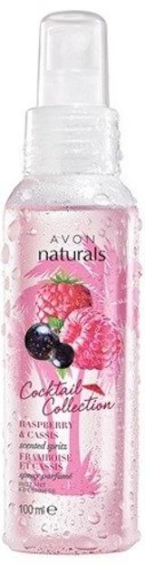 Avon Mgiełka zapachowa Raspberry+Cassis 100ml