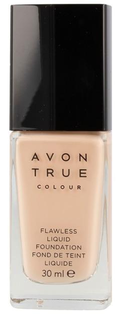 Avon True Colour Kryjący podkład adaptujący SHELL 30ml