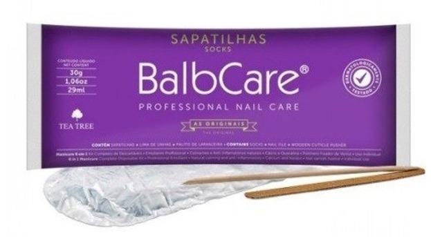 BalbCare Skarpetki pedicure 1 para