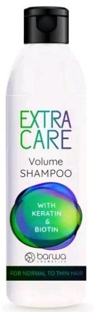 Barwa EXTRA CARE szampon Nadający Objętość 300ml