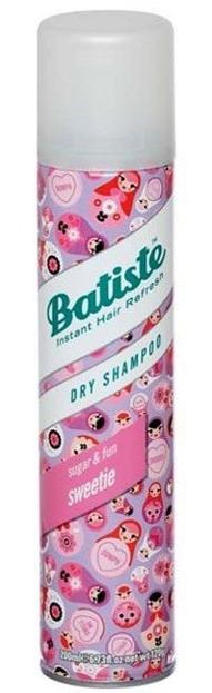 Batiste Dry Shampoo Sweetie - Suchy Szampon, 200 ml