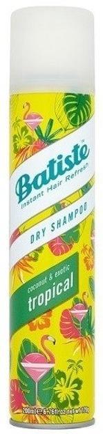Batiste Dry Shampoo Tropical - Suchy szampon 200ml