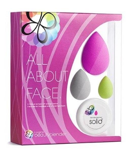 BeautyBlender Zestaw All About Face