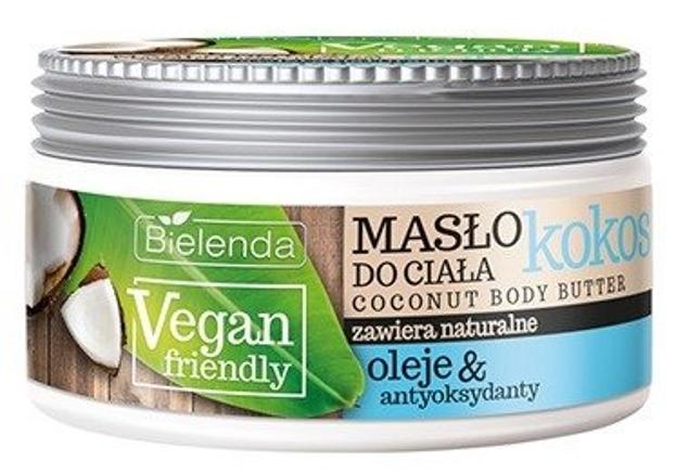 Bielenda Vegan Friendly Masło do ciała Kokos 250ml