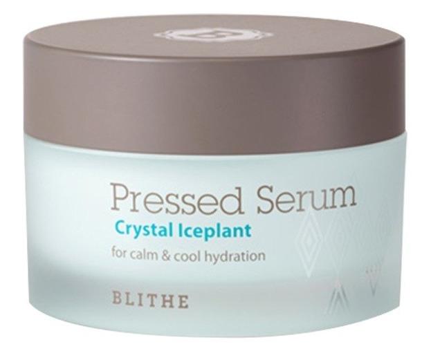 Blithe Pressed Serum Crystal Iceplant Kojąco-nawadniające prasowane serum do twarzy 50ml