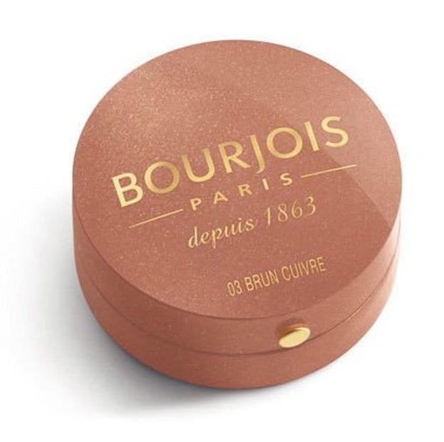 Bourjois Blush- Róż do policzków, Kolor: 03 Brun Cuivre