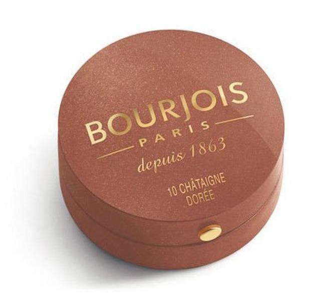 Bourjois Blush- Róż do policzków, Kolor: 10 Chataigne Doree