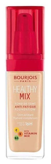 Bourjois Healthy Mix Vitamin Foundation - Witaminowy podkład rozświetlający 52 Vanilla NOWA WERSJA