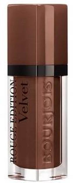 Bourjois Rouge Edition Velvet Matowa pomadka do ust 23 chocolat corset