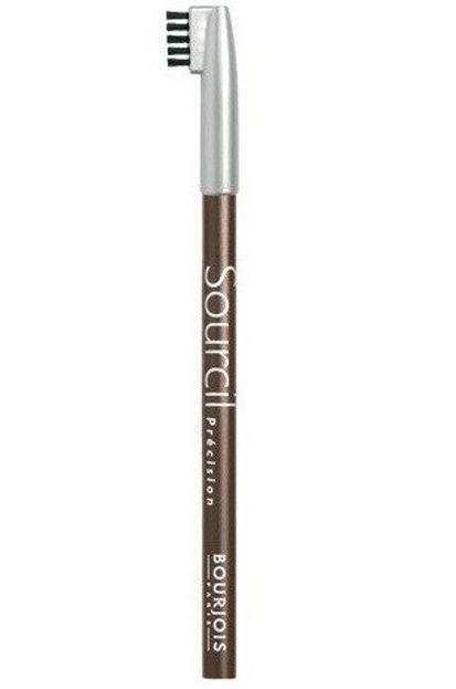 Bourjois Sourcil Eyebrow Pencil - Kredka do brwi ze szczoteczką 07 Noisette