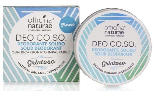 CO.SO Solid  Deodorant Dezodorant w kremie Grintoso 50ml