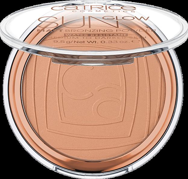 Catrice Sun Glow Bronzing Powder Puder brązujący 035 Universal Bronze 9,5g