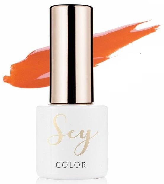 Cosmetics Zone Sey Lakier hybrydowy S126 Ginger Melon 7ml