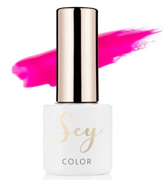 Cosmetics Zone Sey Lakier hybrydowy S163 Amora Kiss 7ml