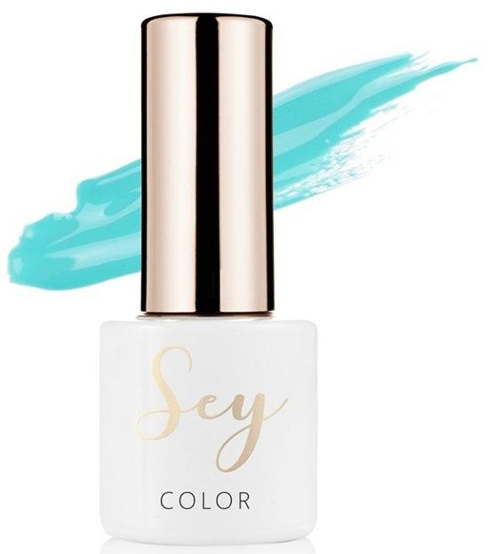 Cosmetics Zone Sey Lakier hybrydowy S206 Fresh Mint 7ml