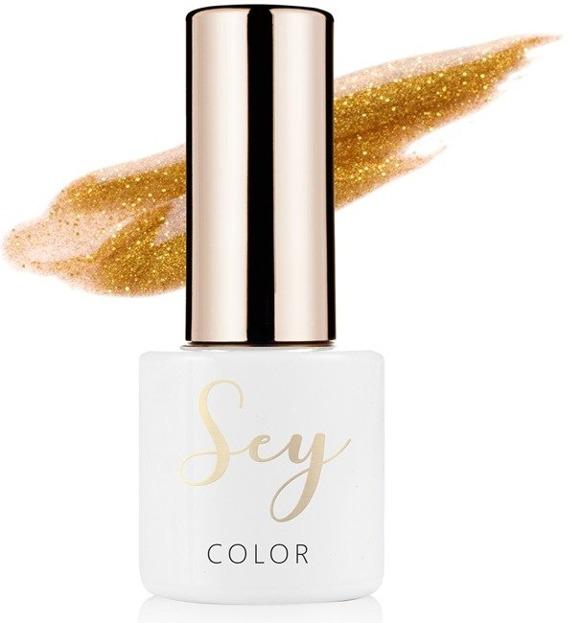 Cosmetics Zone Sey Lakier hybrydowy S284 Golden Fever 7ml