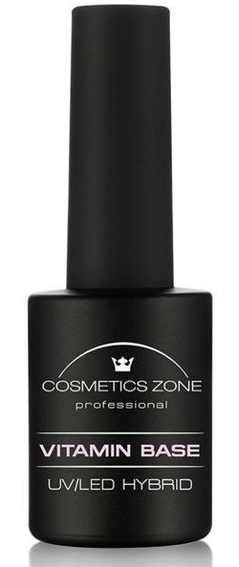 Cosmetics Zone Witamin Base Witaminowa Baza Hybrydowa 15ml