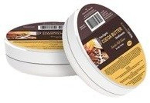 CosmoSPA Pure Organic Cocoa Butter Naturalne Masło Kakaowe 100% 100 ml
