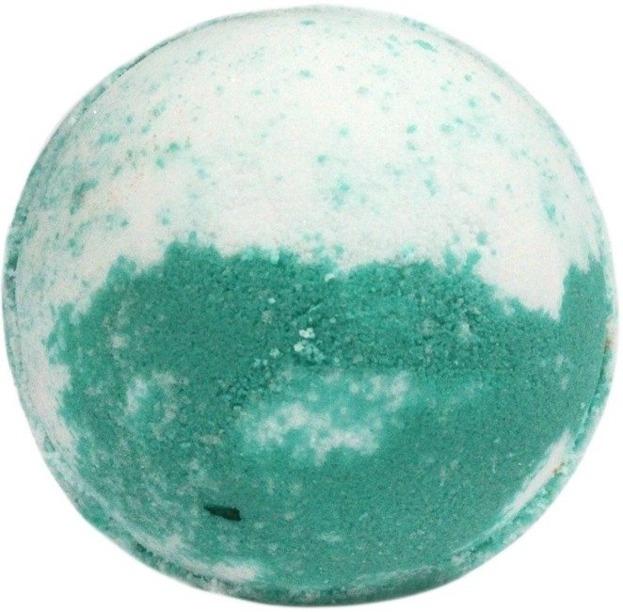 CosmoSpa  Kula do kąpieli o zapachu MĘSKICH PERFUM, z masłem shea 180g średnica 7,5cm