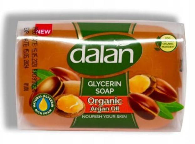 DALAN Glycerine mydło w kostce Argan Oil 100g