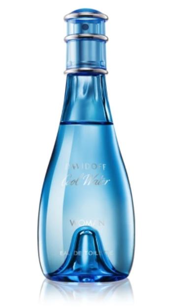 Davidoff Cool Water Woman EDT Woda toaletowa dla kobiet 50ml