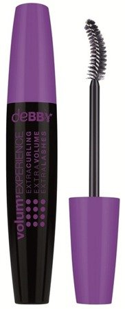Debby Volum Experience Curling Mascara Black Tusz do rzęs