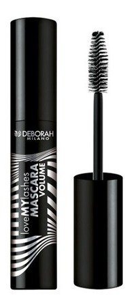 Deborah Love My Lashes Mascara Volume Nero-Black Tusz do rzęs