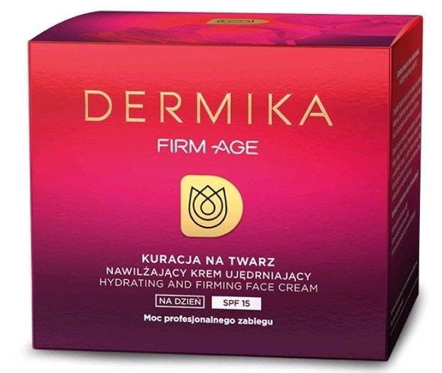 Dermika Firm-Age Kuracja na twarz DZIEŃ 50ml