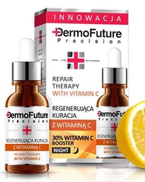DermoFuture R egenerujacą kuracja z witaminą C 20ml