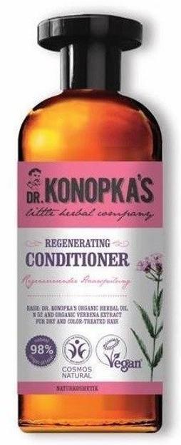 Dr Konopka's Balsam regenerujący do włosów suchych i farbowanych DRK18 500ml