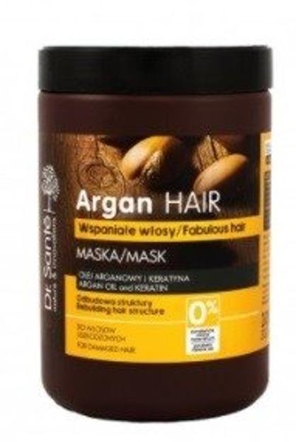 Dr. Sante Argan Hair Mask Maska do włosów Olej arganowy 1000ml