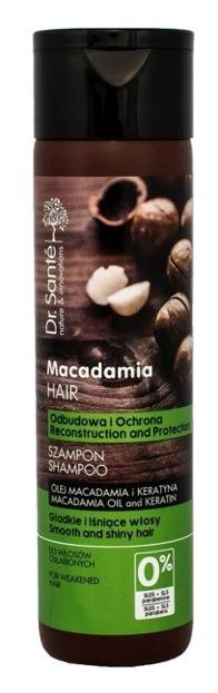 Dr.Sante Macadamia Szampon 250ml