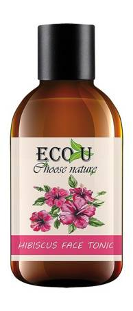 ECO-U hibiskusowy tonik do twarzy 200ml
