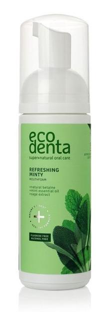 EcoDenta Pianka do higieny jamy ustnej Mięta 150ml
