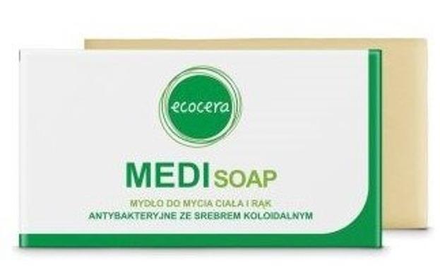 Ecocera MEDI soap mydło antybakteryjne w kostce 100g