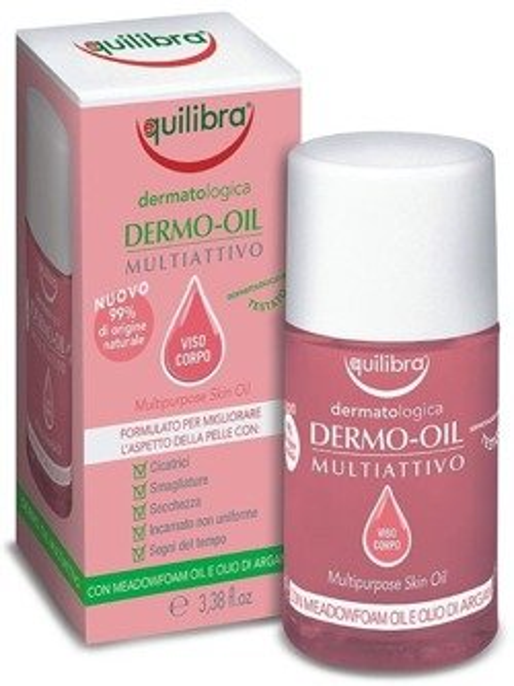 Equilibra Dermo-Oil Multi-Active face/body Specjalistyczny olejek do pielęgnacji skóry 50ml
