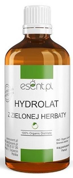 Esent Hydrolat z zielonej herbaty 100ml