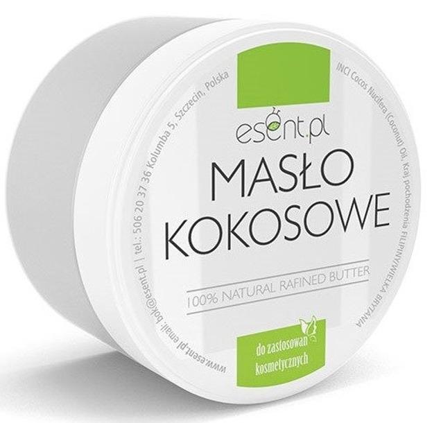Esent Masło Kokosowe rafinowane 200ml
