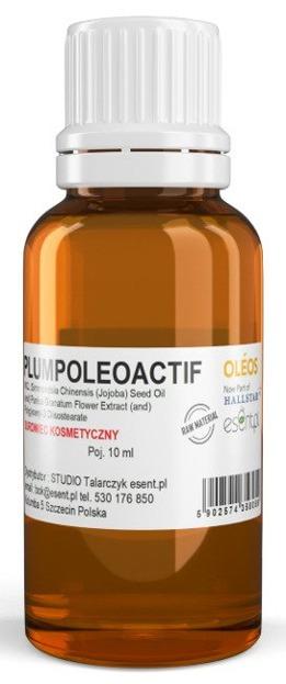 Esent Plump Oleoactif, olejek na powiększenie ust 10ml